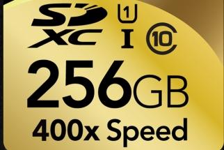 Lexar's New 256GB SDXC UHS-I Card