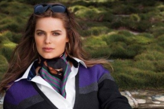 Robyn Lawley Becomes The First Plus Size Ralph Lauren Model
