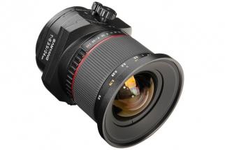 Samyang to show 24mm F3.5 tilt-and-shift lens at Photokina