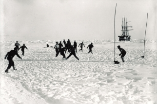 Frank Hurley: Photographs Documenting Shackleton's Shipwreck and Story of Survival