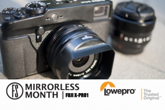 Fuji X-Pro1 Mirrorless Camera Review
