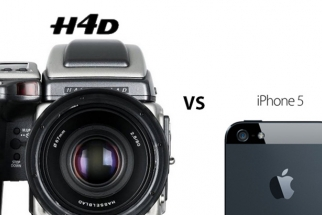 How Does The iPhone 5 Camera Compare To A DSLR?