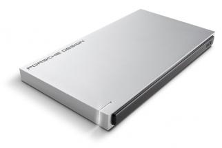 LaCie Announces Very Fast, Very Portable P'9223 Slim USB 3.0 Porsche Design Hard Drive