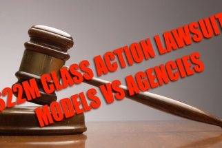 $22M Class Action Lawsuit Filed By Models Against Agencies