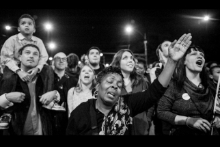 20 Powerful Images From The Last Election