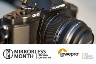Olympus OM-D E-M5 Mirrorless Camera Review