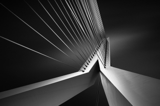 Beautiful B&W's Created With 16 Stops of ND Filters