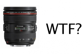 Canon's new 24-70mm f/4 Lens is Perplexing