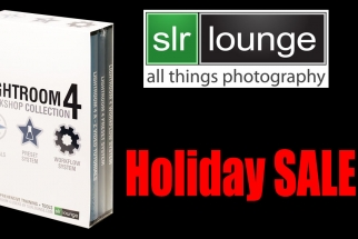 Christmas Sale: SLR Lounge's How To Use Lightroom 4 DVD