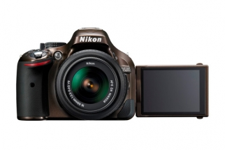 Nikon D5200 DSLR Announced!