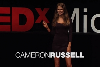 Ted Talk - Professional Model Cameron Russell Asks, Why Be A Model?