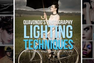 Book: Quavondo's Photography Lighting Techniques with Images and Light Set-Ups