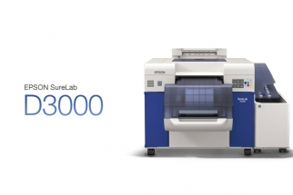 Epson Enters High Volume Photo Market with SureLab D3000