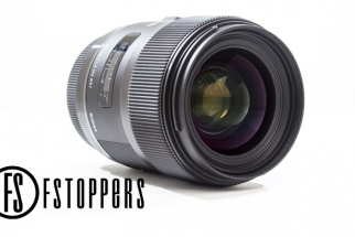 FS Review: Sigma's New 35mm f/1.4 is Amazing