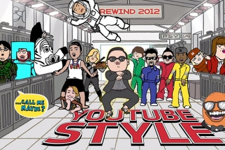Rewind Youtube Style! Youtube's Tribute to 2012