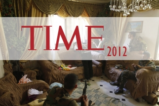 TIME Magazine 2012 Photos Of The Year