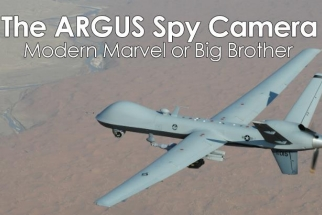 The ARGUS-IS, a 1.8 Gigapixel Spycam