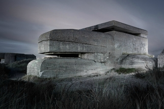 Jonathan Andrew Shoots World War Two Era Defenses
