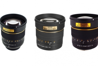 Samyang Optics' Unusual Three-Brand Market Testing
