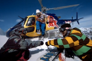 Dolby's Behind The Scenes Of The Snowboard Film The Art Of Flight