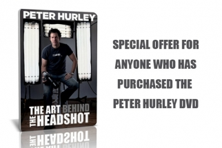 Special Offer For Those Who Purchased Peter Hurley's DVD