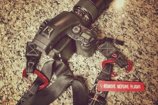 Functional Warplane-Inspired Camera Straps By Vulture Equipment
