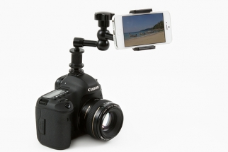 The Smartphone DSLR Mount Is Absolutely Ridiculous