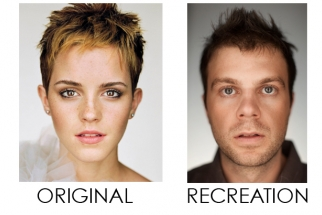 Shooting a Martin Schoeller Inspired Portrait