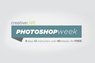 Photoshop Week With creativeLIVE