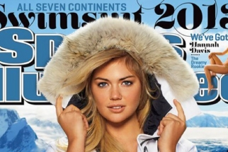 Behind The Scenes Of Kate Upton's Sports Illustrated Swimsuit Cover [NSFW]