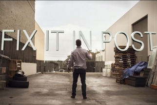 'Fix It In Post', Hilarious New Short Film by Autodesk