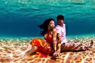 The Underwater World of Nick Pugay