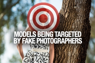 Dangerous Situation for Models and Photographers