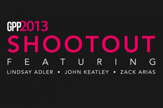 The GPP 2013 Shootout: John Keatley, Zack Arias and Lindsay Adler
