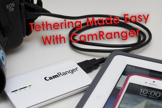 Fstoppers Reviews The CamRanger: The Best Thing To Happen To Shooting Tethered...Ever.