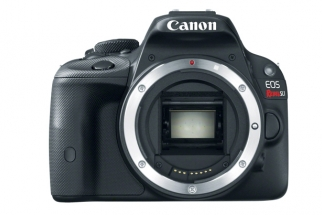 Canon Releases Tiny, Nearly Weightless Rebel SL1 DSLR