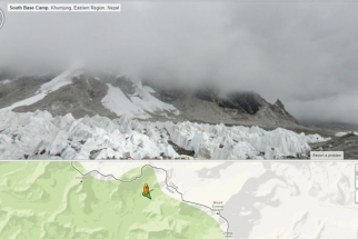 Google Street View Makes it to the World's Highest Peaks