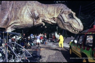 Building The Animatronic Dinosaurs For Jurassic Park