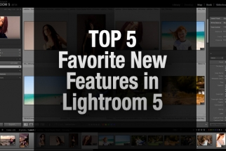Video: Top 5 New Features In Lightroom 5