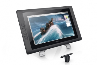 Wacom Announces New 22-Inch Cintiq Interactive Pen Display... With Touch!