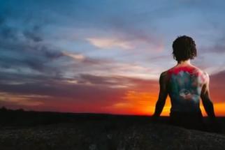 Yoga in the Desert with Kurtis Kronk (BTS)