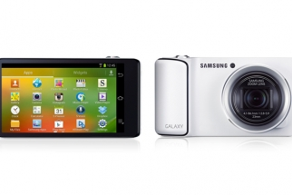 Samsung Announces GALAXY Camera with WiFi