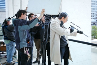 """New DSLR Short Film """"Spy vs Guy"""" By Red Giant, Plus Behind The Scenes"""