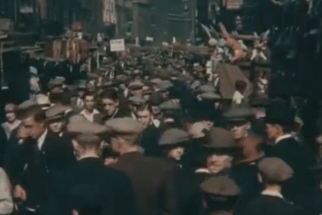 Color Film Footage From 1920s London is the Coolest Thing You'll See Today