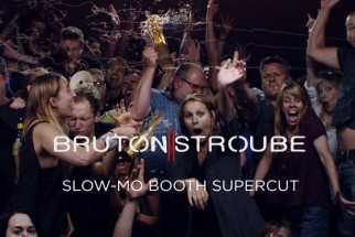 Super Slo-Mo Photo Booth Fun by Bruton Stroube