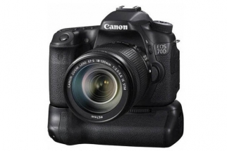 Canon Announces the New EOS 70D Equipped with a Dual Pixel Sensor