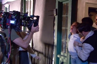 Check Out This Behind the Scenes Footage of 'The Conjuring'