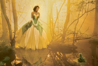 Behind the Scenes with Annie Leibovitz for Disney Dream Portrait