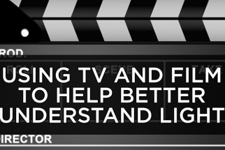 Using TV and Film to Help Better Understand Light