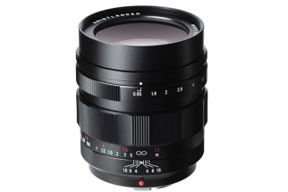 Voigtlander's 42.5mm f/0.95 Micro Four Thirds Lens Could Be Awesome